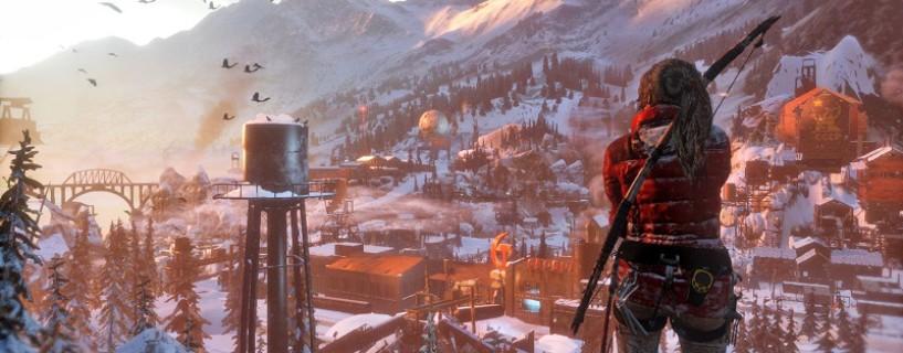 Rise of The Tomb Raider تتحصل على مجموعة من الصور الجديدة