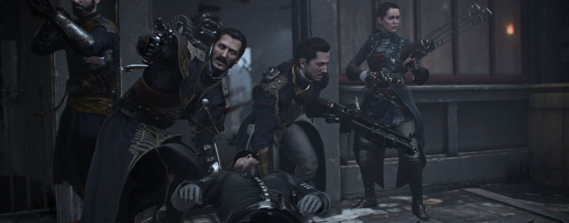 First 11 minutes of The Order 1886 leaked