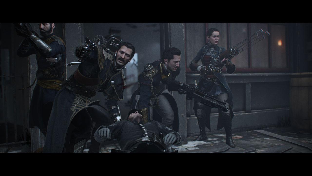 Photo of تسريب الـ 11 دقيقة الأولى من لعبة The Order 1886