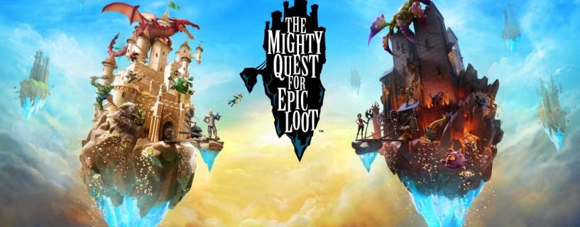 لعبة The Mighty Quest For Epic Loot متوفرة حاليا على الحاسب الشخصي