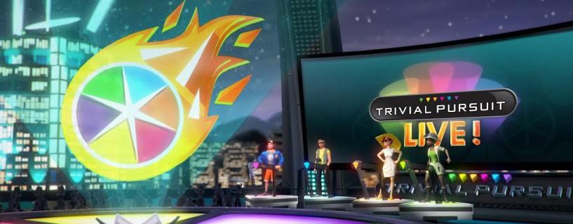 لعبة Trivial Pursuit Live تنطلق غداً على الأجهزة المنزلية