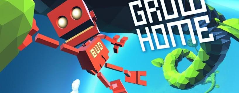 إنطباعاتنا عن لعبة Grow Home