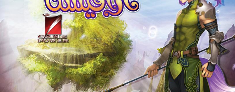 رسميا إطلاق لعبة لعبة الأنمي ارافيستا