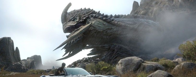 Final Fantasy XV development is 60% complete