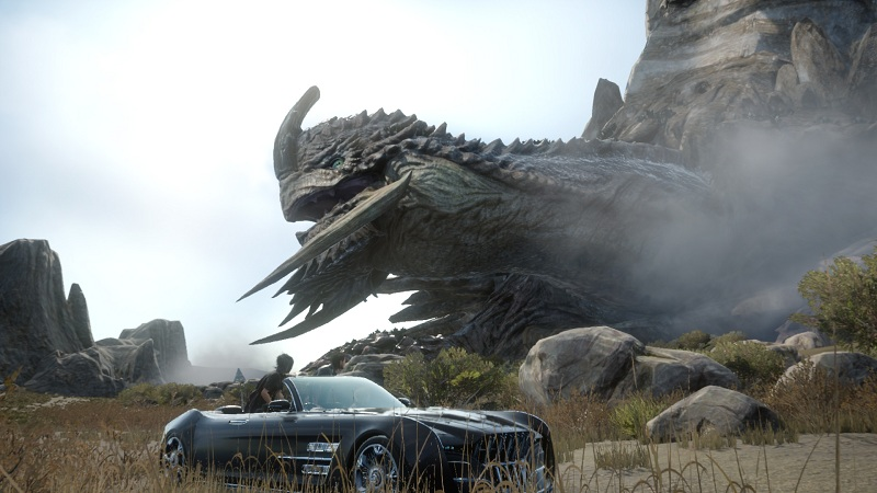 Photo of Final Fantasy XV development is 60% complete