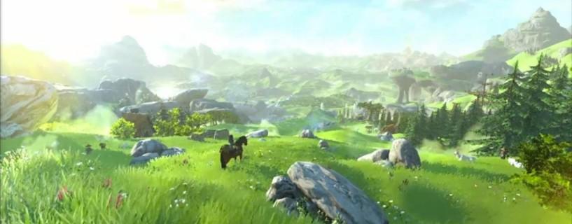 The Legend of Zelda U ستُفوت موعد إصدارها لهذا العام