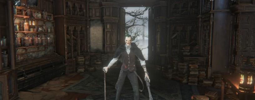 Make your own Joker in Bloodborne