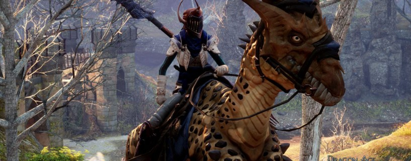 Dragon Age: Inquisition's first DLC Jaws of Hakkon is now live
