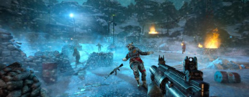 ألقِ نظرة على خريطة محتوى Far Cry 4 الإضافي Valley of the Yetis