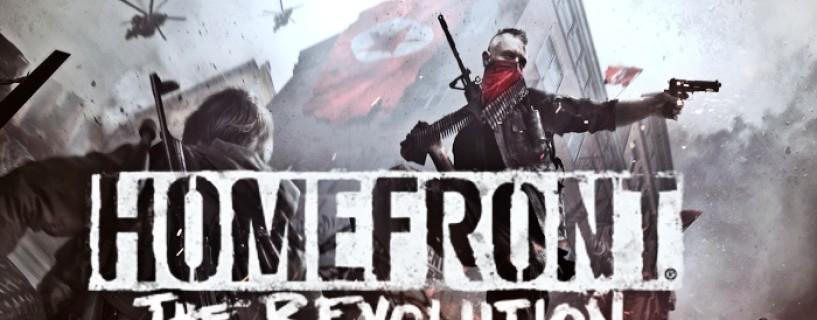 تأجيل موعد إصدار Homefront: The Revolution إلى 2016