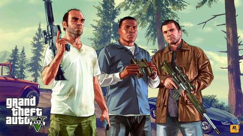 Photo of أحد المعجبين يقوم بحساب عدد سكان San Andreas في GTA V