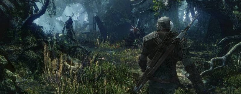 Watch the PC version of The Witcher 3 that was shown at GDC15