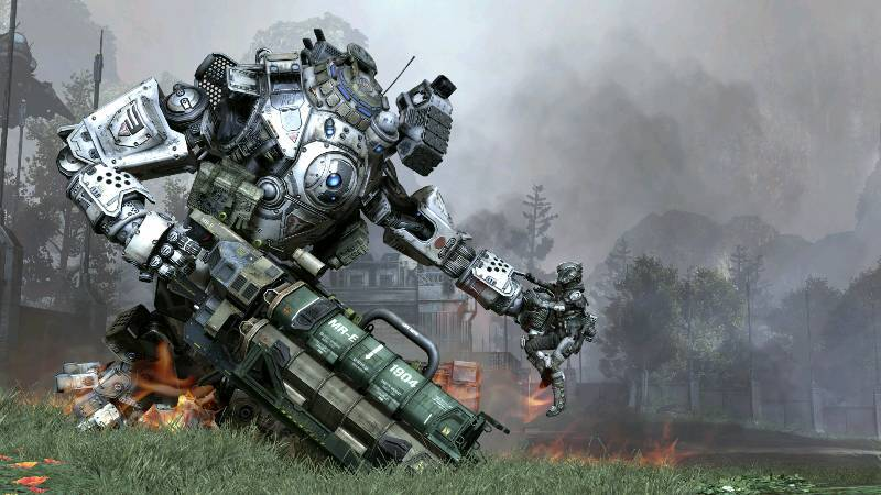 Photo of Titanfall 2 is in development
