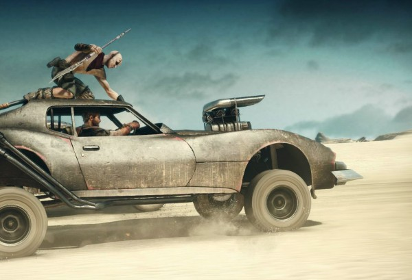 Photo of Xbox 360 and PS3 versions of Mad Max canned and more