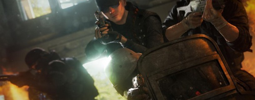 New trailer for the anticipated Rainbow Six Siege is live