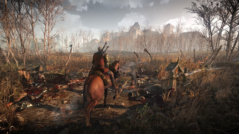 Watch PAX Easts Gameplay Footage Of The Witcher 3 Wild Hunt
