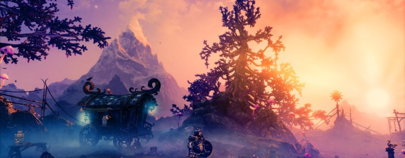 Trine 3: The Artifacts of Power announced through a marvelous trailer