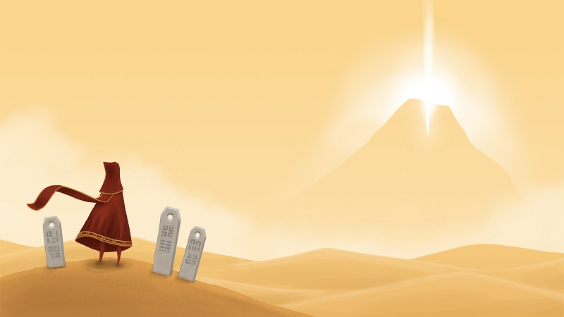 Photo of Flower, flOw and Journey trilogy is hitting PS4 this year