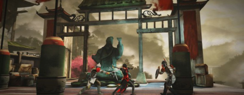 Assassin's Creed: Chronicles is a subseries that introduces China, Russia and India