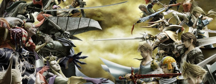 Arcade-Exclusive Dissidia Final Fantasy may come to Playstation 4