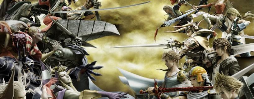 Arcade-Exclusive Dissidia Final Fantasy may come to Playstation 4
