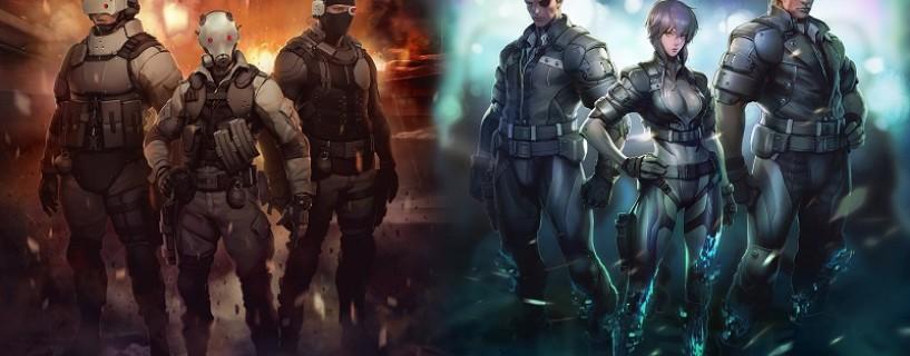 لعبة إطلاق النار المجانية Ghost in the Shell Online قادمة للغرب هذا العام