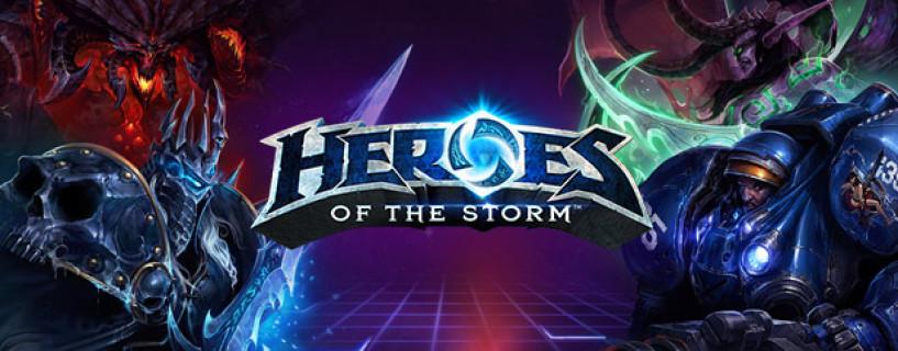 مرحلة البيتا المفتوحة ل Heroes of the Storm قادمة قريباً و الإعلان عن تاريخ الإصدار
