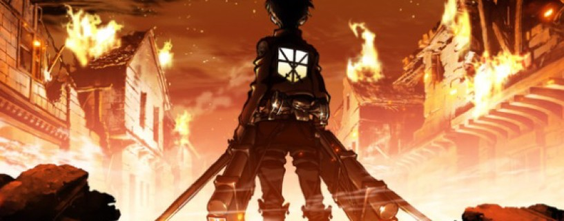 Attack on Titan: Humanity in Chains coming west next month
