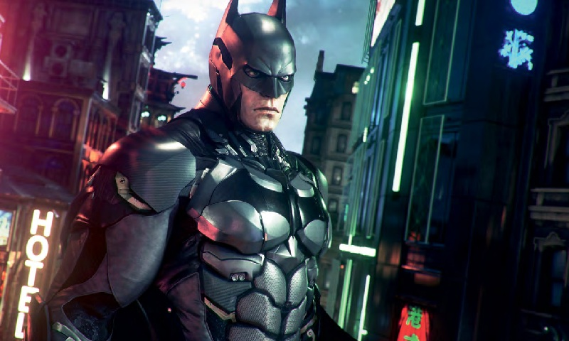 Photo of ستسطيع اللعب ب Robin, Nightwing و Catwoman بالإضافة إلى Batman في Arkham Knight