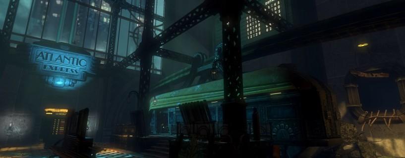شاهد مقدمة Bioshock مصنوعة بمحرك CryEngine 3 الرسومي المبهر