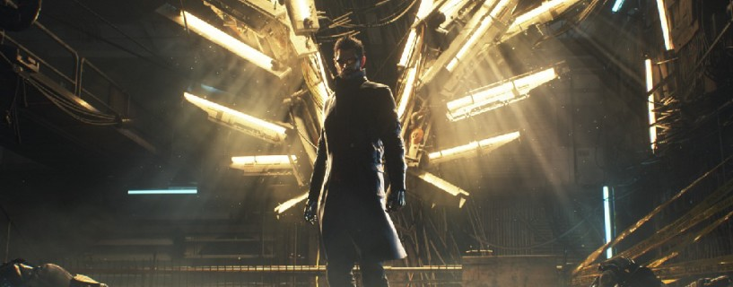 Deus Ex: Mankind Divided announced with new screens and a trailer