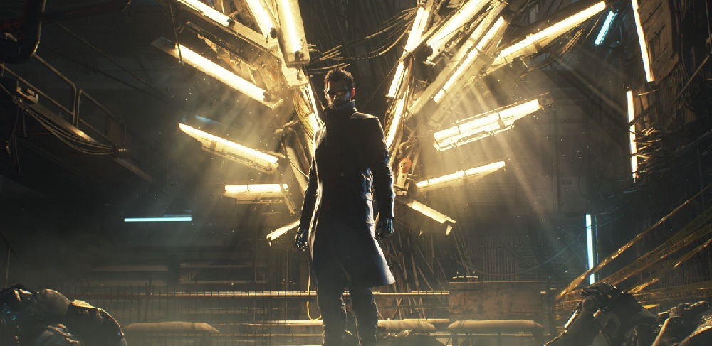 Photo of Deus Ex: Mankind Divided announced with new screens and a trailer