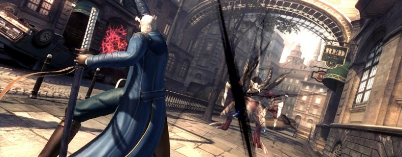 New pictures for Devil May Cry 4: Special Edition shows playable characters