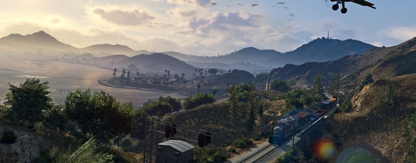 GTA V never looked as good as this PC trailer