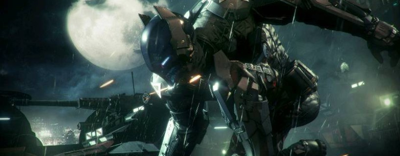 You'll need these specs in your PC to run Batman: Arkham Knight