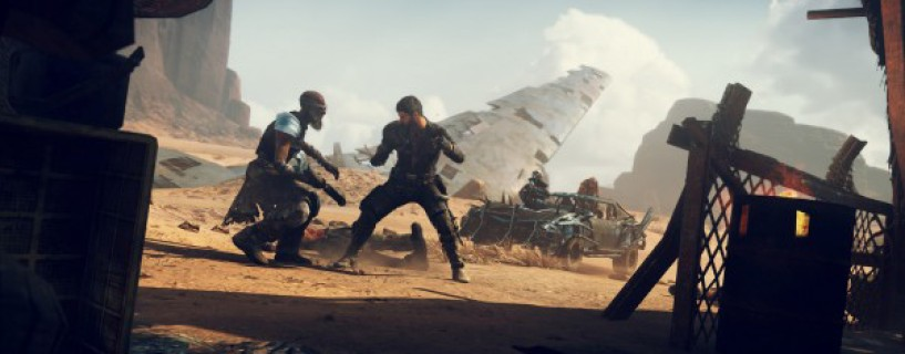 First gameplay trailer of Mad Max is now live