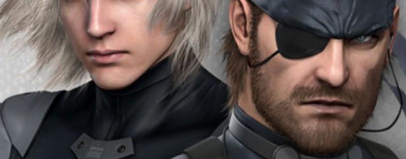 العمل على فلم Metal Gear Solid جار في استديوهات Sony Pictures