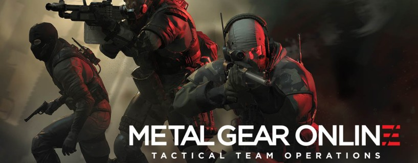 Metal Gear Online will support up to 16 players
