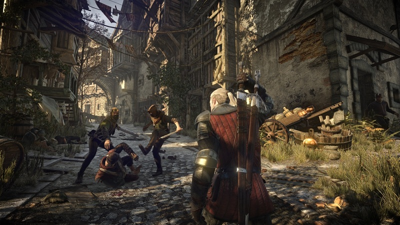 Photo of Two new trailers for The Witcher 3: Wild Hunt are sure gonna excite you