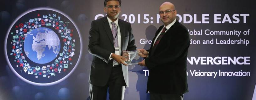 جيم باور سـﭭن تحصد جائزة الإبداع في الرؤيا المستقبلية لعام 2015