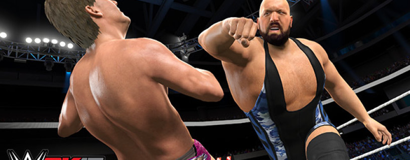 WWE 2K15 is coming to PC this spring