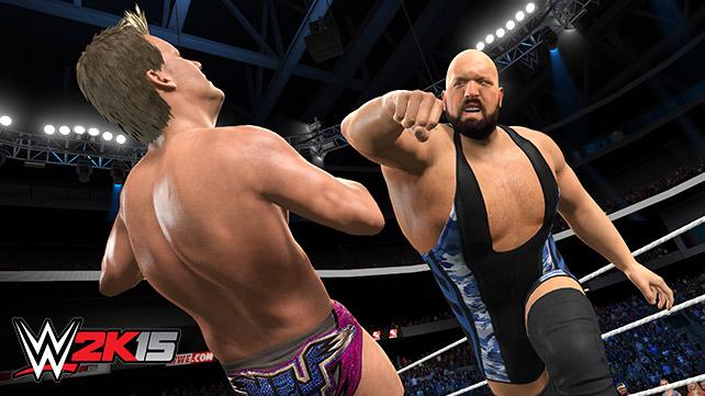 Photo of WWE 2K15 قادمة للحاسب الشخصي هذا الربيع