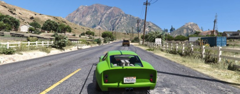 iCEnhancer mod is coming to GTA V soon