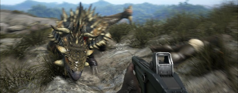 Meet ARK: Survival Evolved – The dinosaurs game you've always wanted