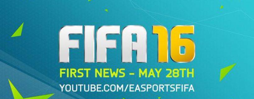 أولى التفاصيل عن Fifa 16 قادمة غداً