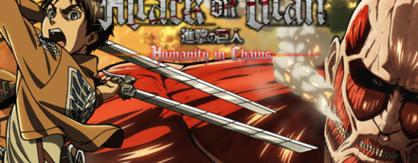 Attack on Titan: Humanity in Chains gets a US release date and a new trailer