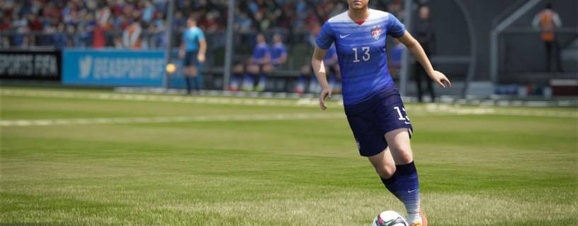 Fifa 16 ستأتي بفرق نسائية لأول مرة في تاريخ السلسلة