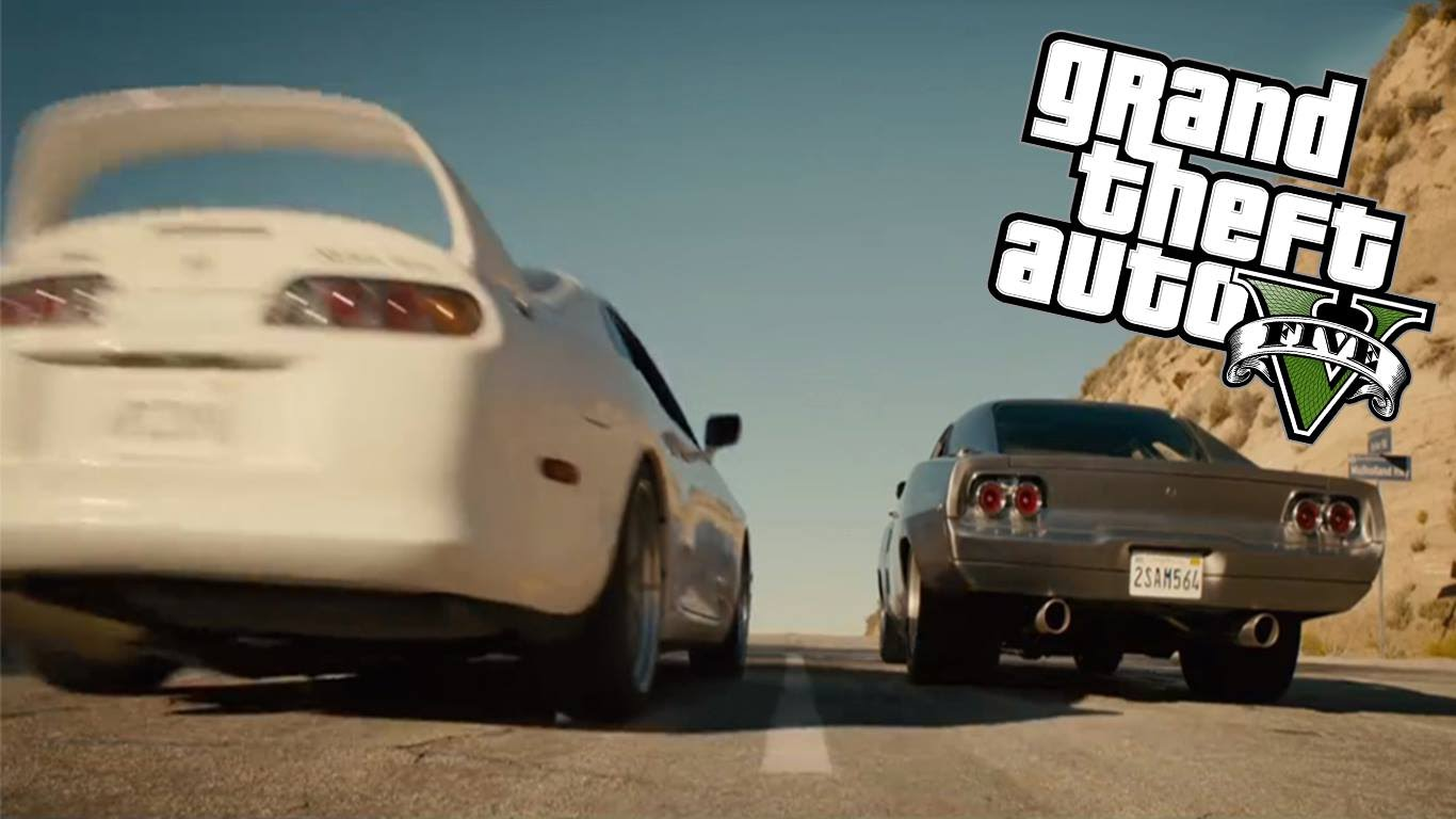 Photo of Grand Theft Auto V fans' Tribute to Paul Walker is something you wanna see