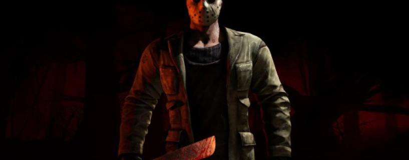 عرض أولي لـ Jason Voorhees القادم لـ Mortal Kombat X غداً
