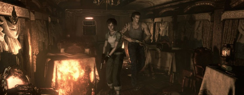 Resident Evil Zero HD Remaster is on the way